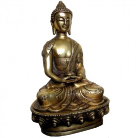 Statue Bouddha Interieur Amitabha Decoration