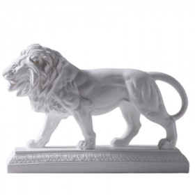 Statue Lion Interieur