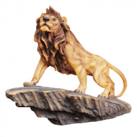 Statue Lion Decoration