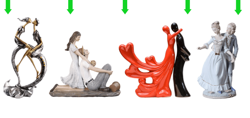 Statues Couples Statue Shop